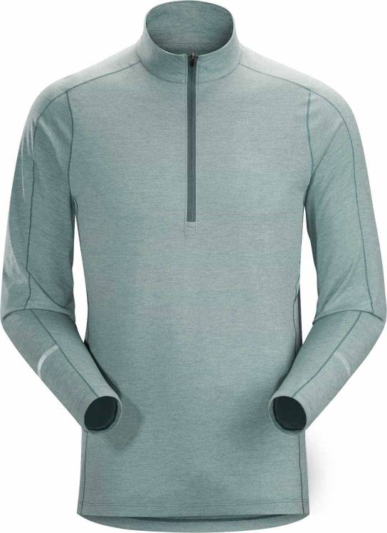 Arc'teryx-Cormac Zip Neck Long-Sleeve - Men's