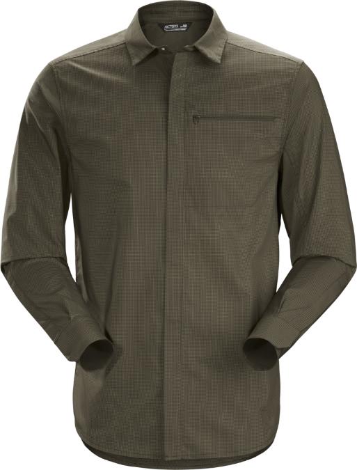 Arc'teryx-Kaslo Shirt Long Sleeve - Men's