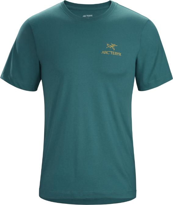 Arc'teryx-Emblem T-Shirt Short-Sleeve - Men's