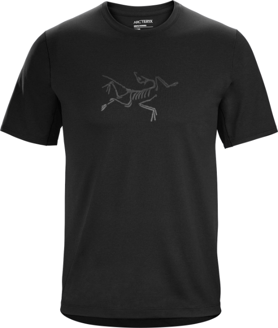 Arc'teryx-Cormac Logo Short-Sleeve - Men's