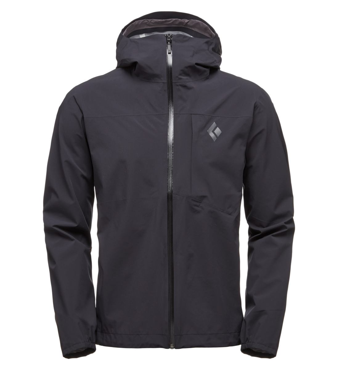 Black Diamond-Fineline Stretch Rain Shell - Men's