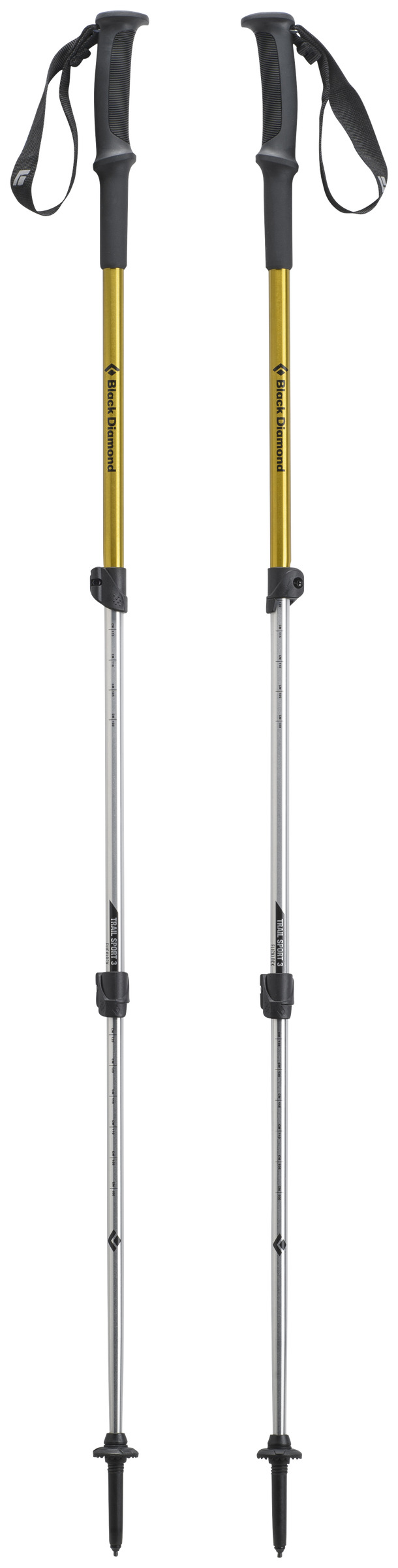 Black Diamond-Trail Sport 3 Trekking Poles