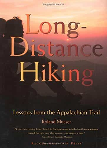 Books-Long-Distance Hiking: Lessons