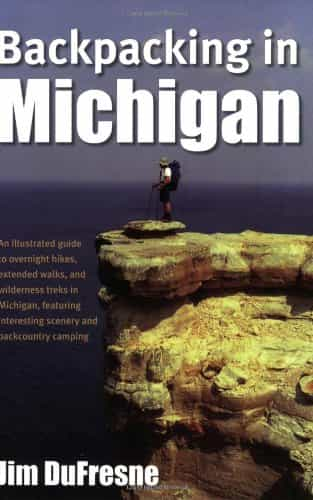 Books-Backpacking in Michigan