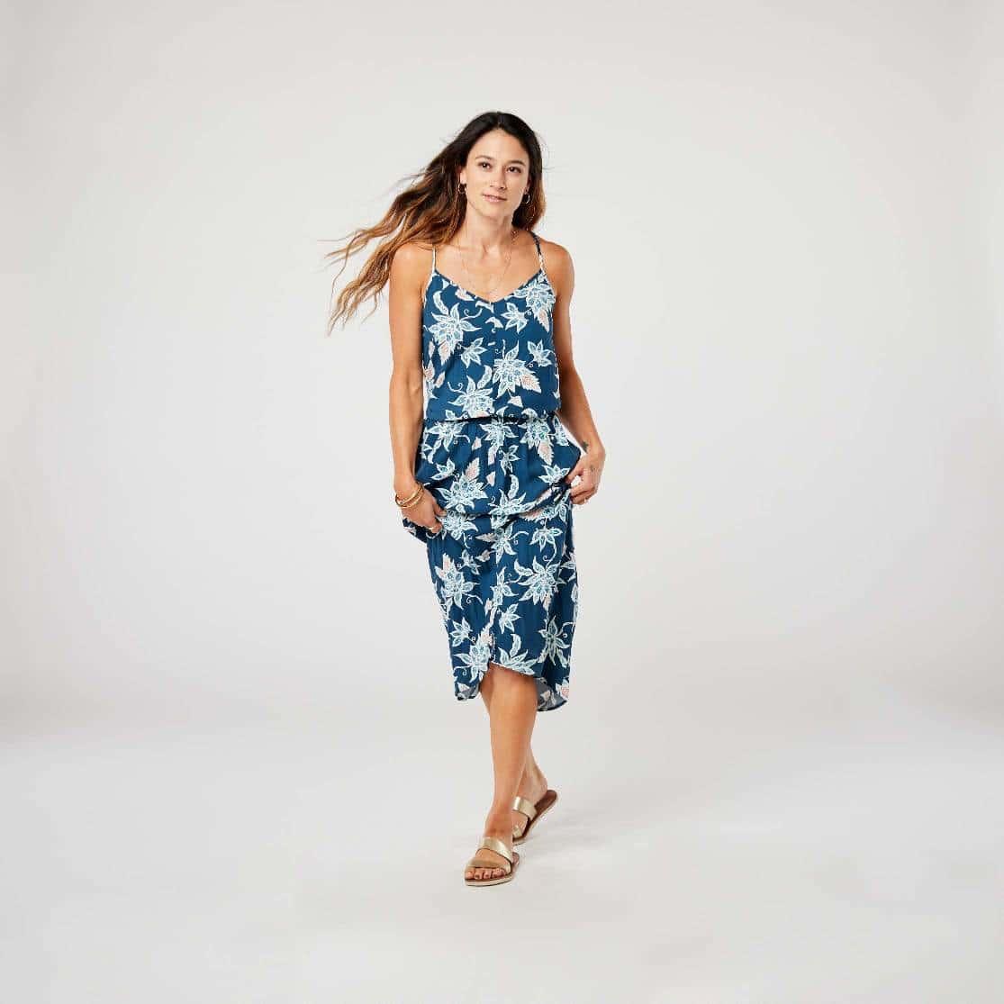 Carve-Grayson Dress - Women's