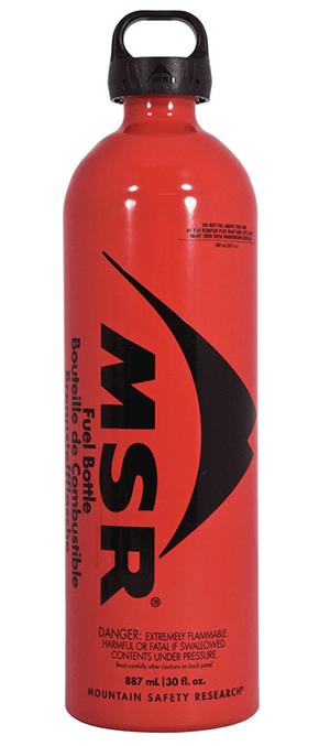 MSR-30oz Fuel Bottle CRP Cap