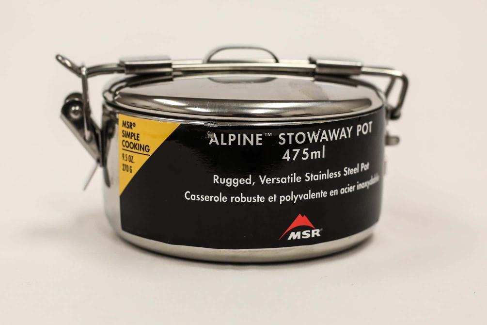 MSR-Alpine StowAway Pot 475ML