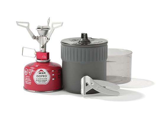 MSR-PocketRocket 2 Mini Stove Kit