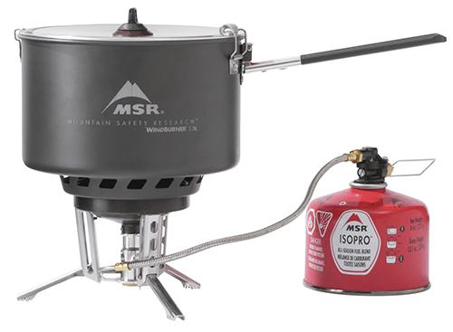 MSR-WindBurner Group System