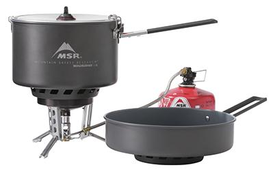 MSR-Windburner Combo System