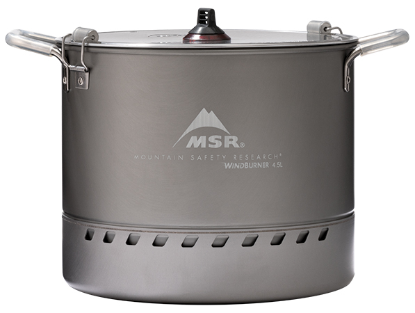 MSR-WindBurner Stock Pot