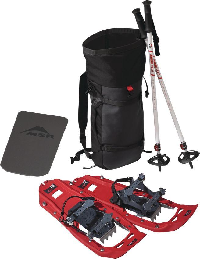 MSR-Evo Snowshoe Kit