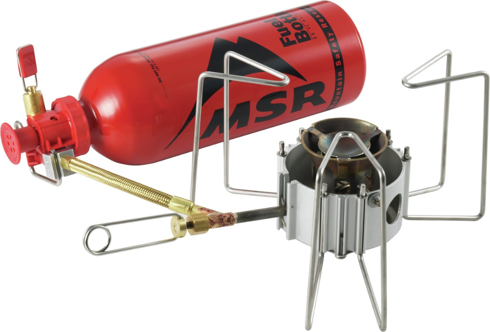 MSR-Dragonfly Stove