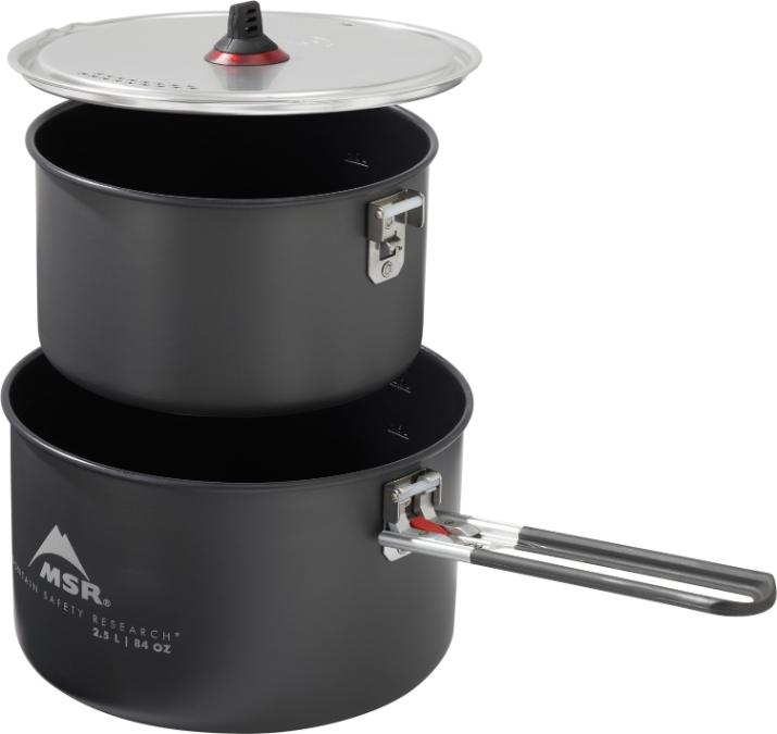 MSR-Ceramic 2 Pot Set