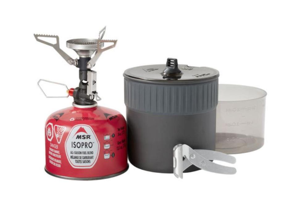 MSR-PocketRocket Deluxe Stove Kit