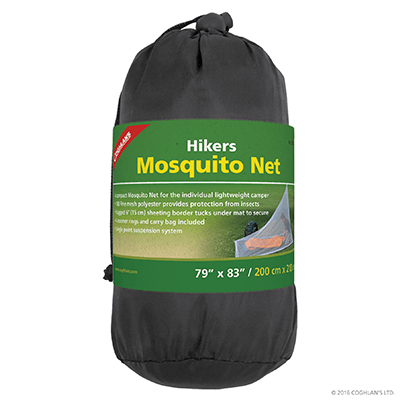 Coghlan's-Hikers Mosquito Net
