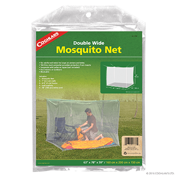 Coghlan's-Mosquito Net - Double White