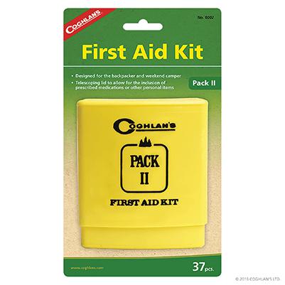 Coghlan's-Pack II First Aid Kit