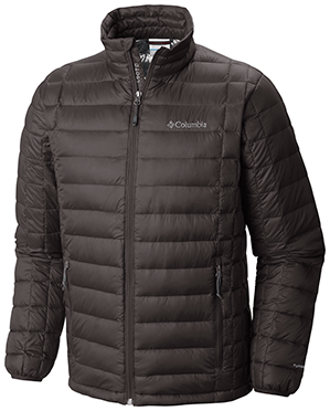 Columbia-Voodoo Falls 590 TurboDown Jacket - Men's