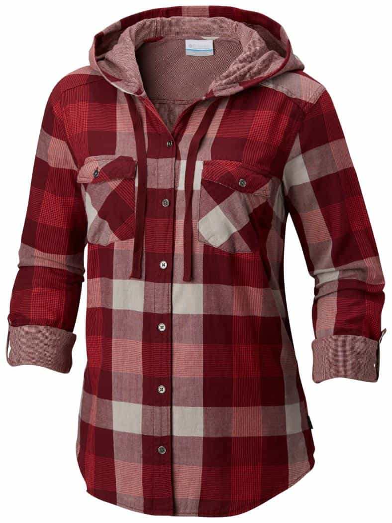 Columbia-Times Two Hooded Long-Sleeve - Women's