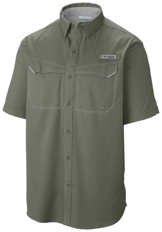 Columbia-Low Drag Offshore Short-Sleeve Shirt - Men's