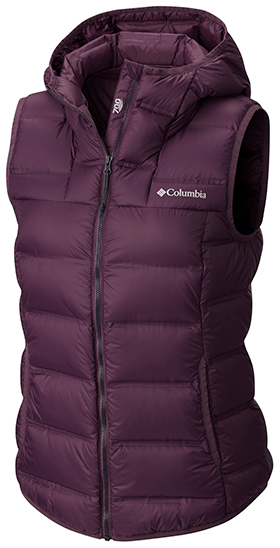 Columbia-Explorer Falls Hooded Vest - Women's