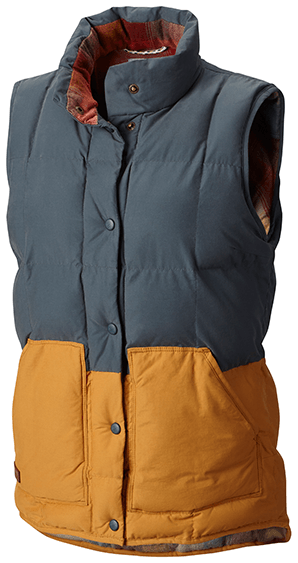Columbia-South Canyon Bluff Vest - Women's