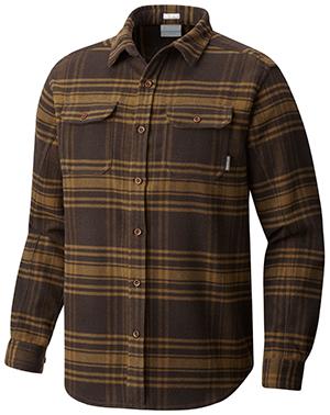 Columbia-Deschutes River Heavyweight Flannel - Men's