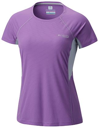 Columbia-Titan Ultra Short-Sleeve - Women's