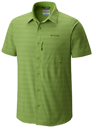 Columbia-Cypress Ridge Short-Sleeve Shirt - Men's