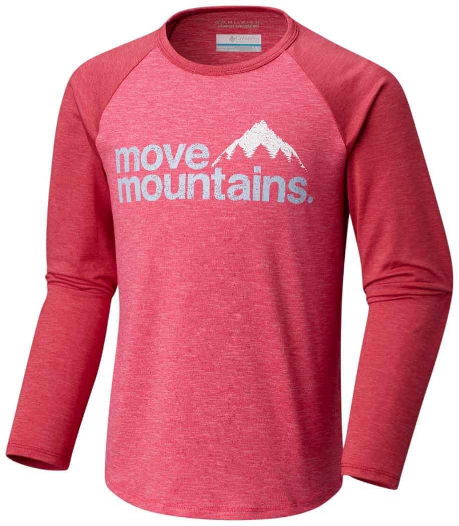 Columbia-Outdoor Elements Long-Sleeve Shirt - Youth