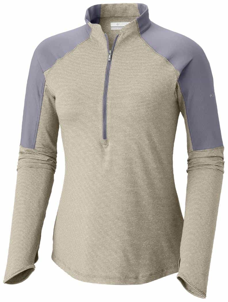 Columbia-Layer Upward II Half Zip - Women's