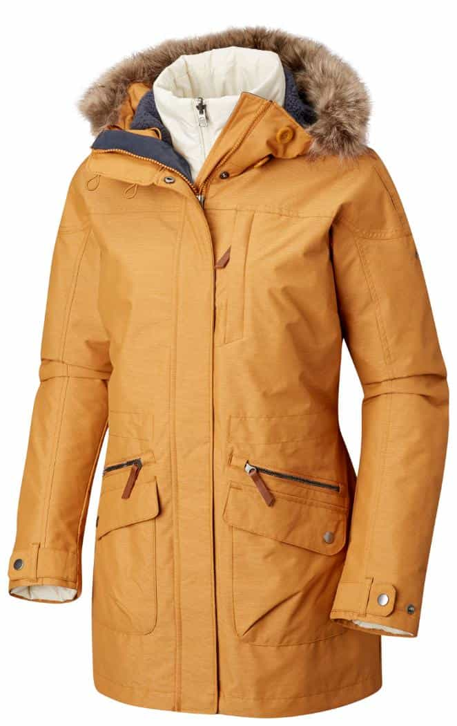 Columbia-Carson Pass Interchange Jacket - Women's