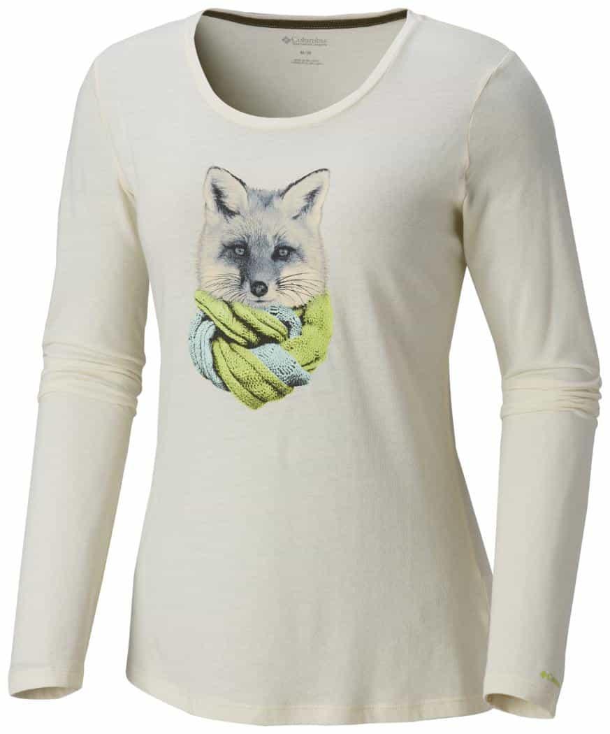 Columbia-Little Foxy Long-Sleeve Tee - Women's