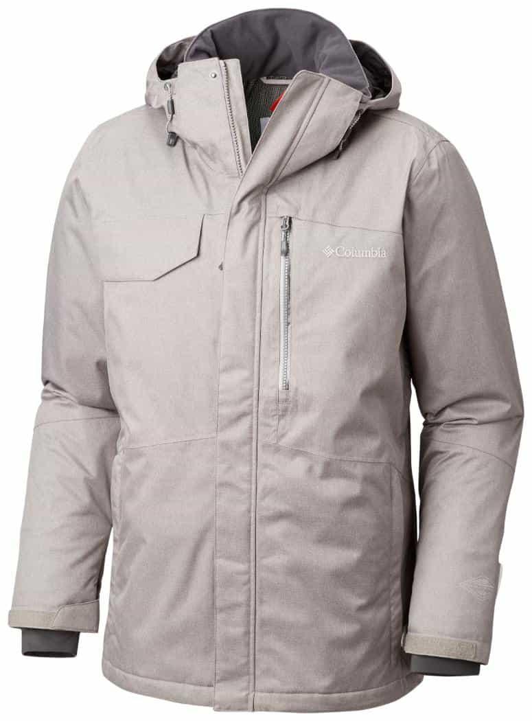 Columbia-Cushman Crest Jacket - Men's