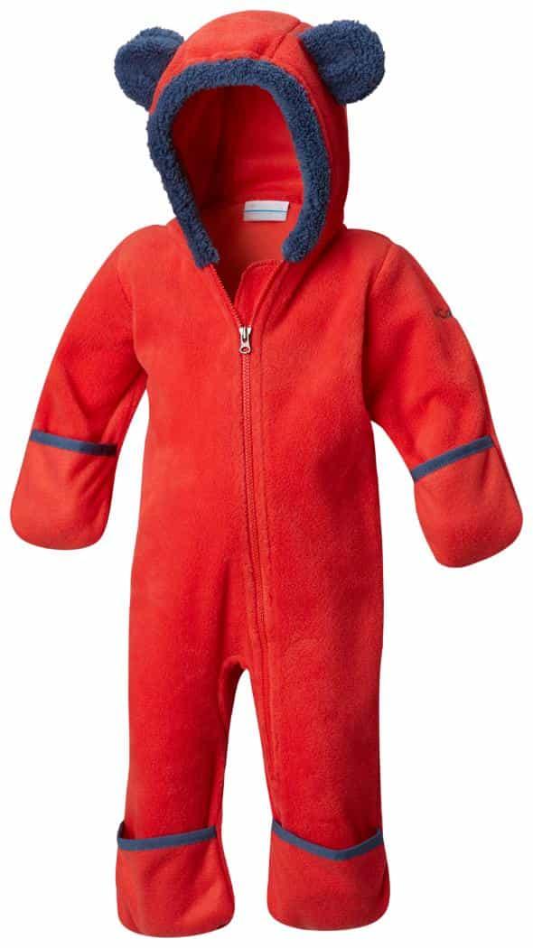 Columbia-Tiny Bear II Bunting - Infant