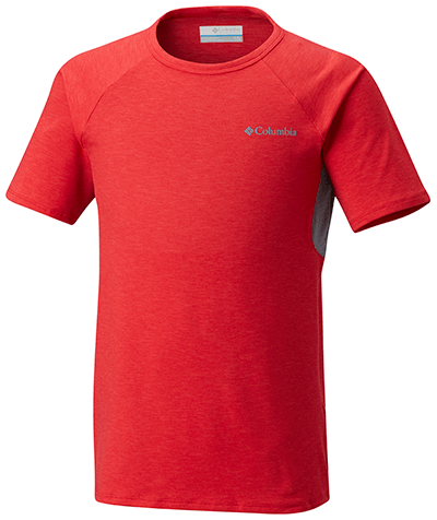 Columbia-Silver Ridge II Short-Sleeve Tee - Boy's