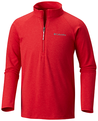 Columbia-Silver Ridge 1/4 Zip - Boy's