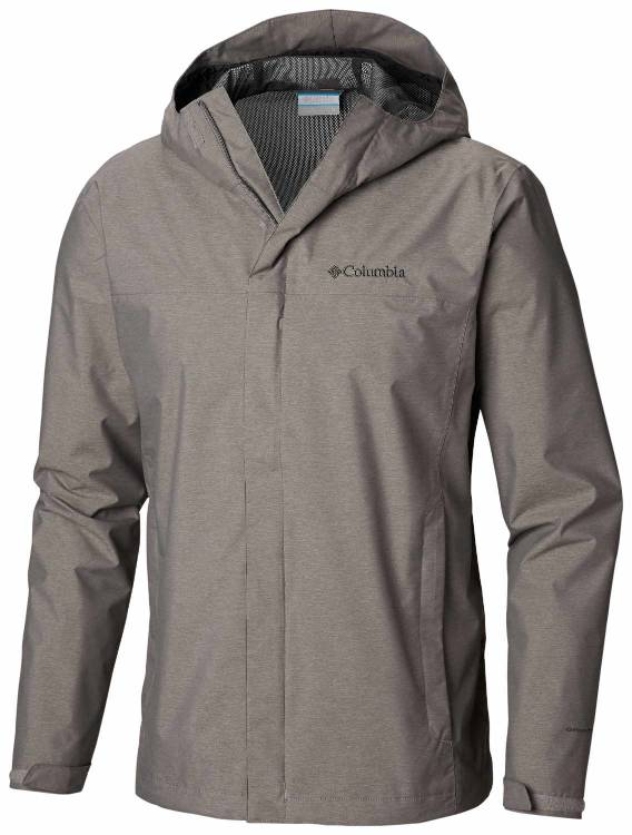 Columbia-Diablo Creek Rain Shell - Men's