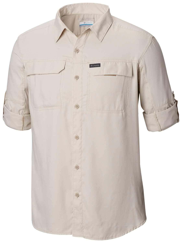 Columbia-Silver Ridge 2.0 Plaid Long Sleeve Shirt - Men's