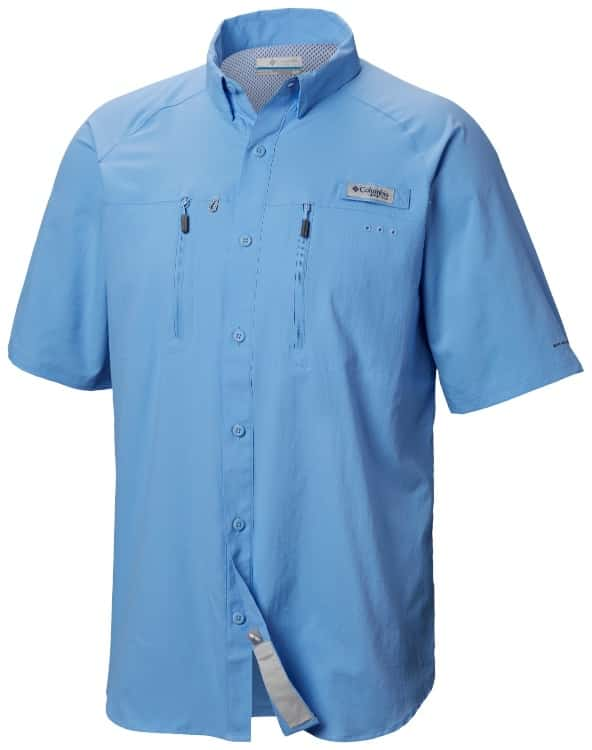 Columbia-Terminal Tackle Short-Sleeve Woven - Men's