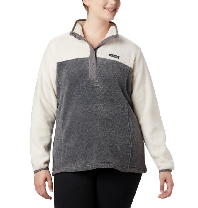 Columbia-Benton Springs Half Snap Pullover - Women's
