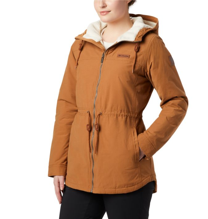 Columbia-Chatfield Hill Jacket - Women's