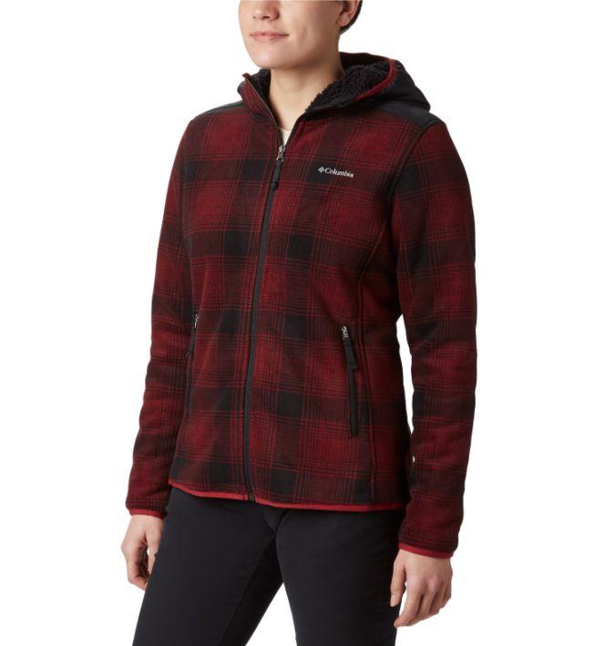 Columbia-Winter Pass Print Fleece Full Zip - Women's