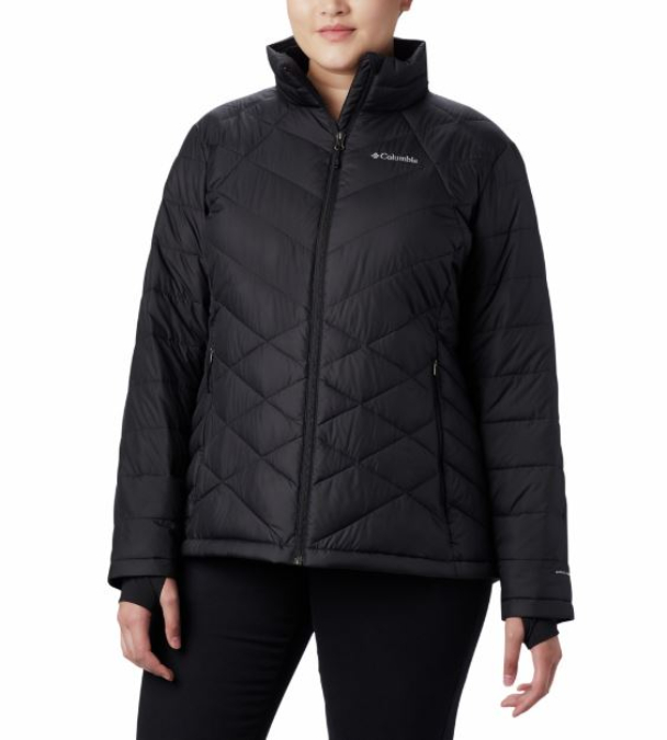 Columbia-Heavenly Jacket - Women's
