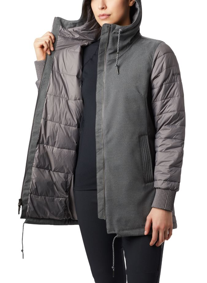Columbia-Boundary Bay Hybrid Jacket - Women's