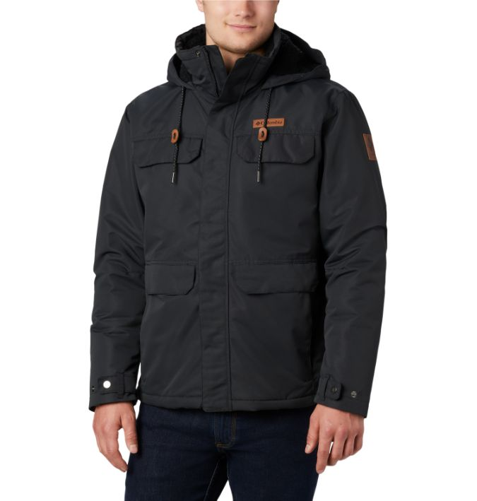 Columbia-South Canyon Lined Jacket - Men's