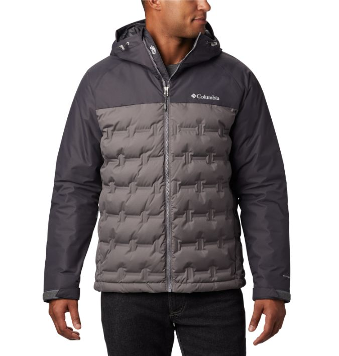 Columbia-Grand Trek Down Jacket - Men's