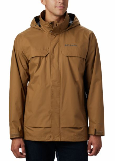 Columbia-Tryon Trail Shell - Men's