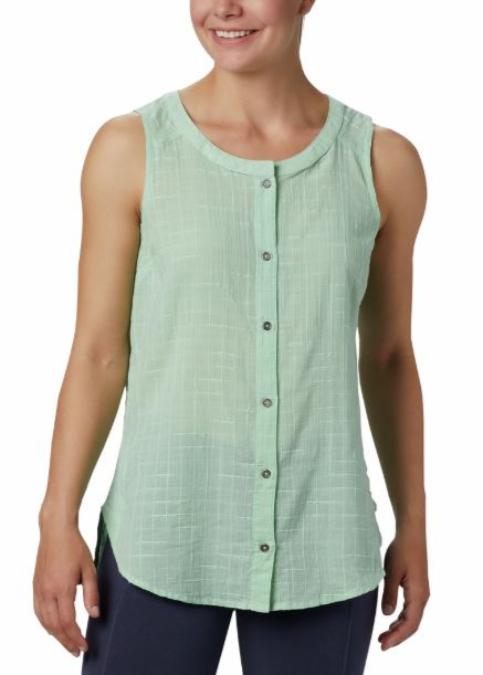 Columbia-Summer Ease Sleeveless Shirt - Women's